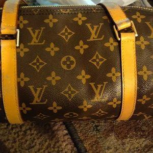 Louis Vuitton purse (small papllion)